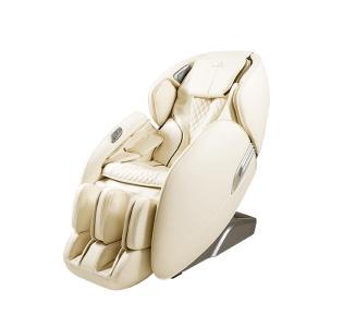 Подарочное Массажное кресло AlphaSonic II +Braintronics (Премиально белое)