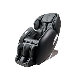 Подарочное Массажное кресло AlphaSonic II +Braintronics (черное)
