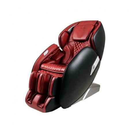 Подарочное Массажное кресло AlphaSonic II +Braintronics (grey-red) Limited Edition