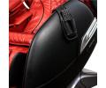 Подарочное Массажное кресло AlphaSonic II +Braintronics (grey-red) Limited Edition 18