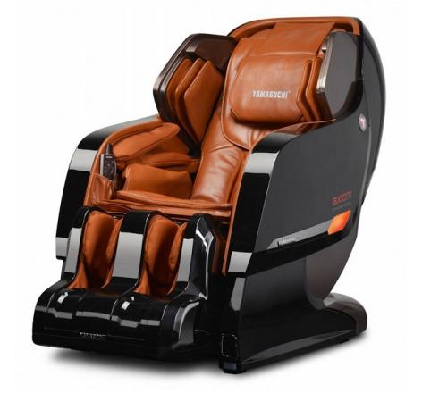 Подарочное Массажное кресло Yamaguchi Axiom Chrome Limited