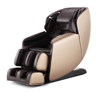 Подарункове Масажне крісло Kurato III коричневий